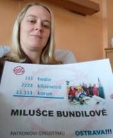 33 333 korun pro Milušku Bundilovou