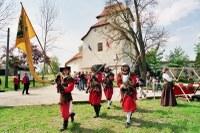 Historický rej ovládne v září Ostravu