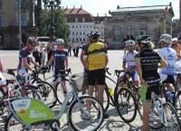 Hledá se zájemce o provoz bikesharingu