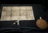 Muzeum vystavuje listinu Karla IV.