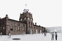 Nová jatka se mění v kulturní centrum