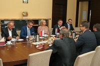 Partnerská města ze zemí V4 v Ostravě