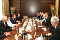 Primátor přijal partnerskou delegaci