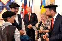 Primátor zahájil Folklor bez hranic