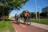 Síť cyklotras a cyklostezek se prodlužuje