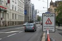 Řidiči, pozor! Českobratrská uzavřena!