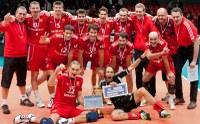 Volejbalisté VK Ostrava vybojovali Český pohár