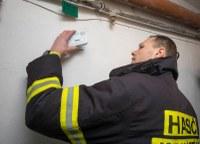 Začala instalace požárních hlásičů