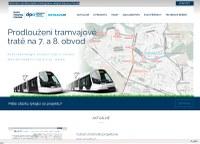 Zprovozněn web Nová tramvaj Poruba