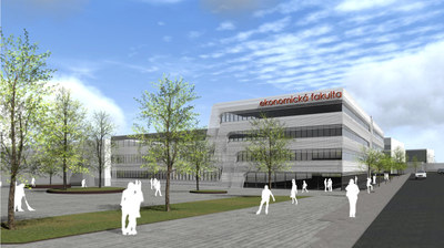 Faculty of Economics will have a new building