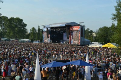 Ostrava is enjoying sports and culture