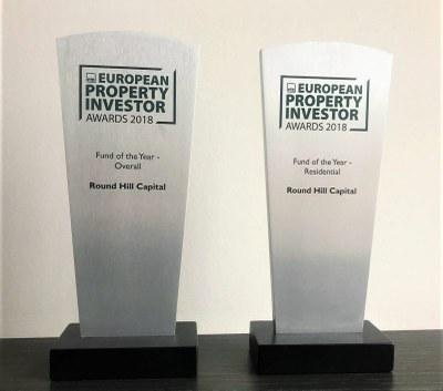 Prestigious award for the RESIDOMO's parent company