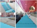 Na Náměstí Republiky se vybraný ateliér Mika Svoboda architekti soustředí na samotnou konstrukci podchodů