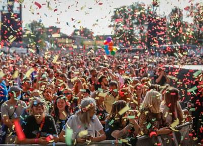 Ostrava žije hudebním festivalem Colours