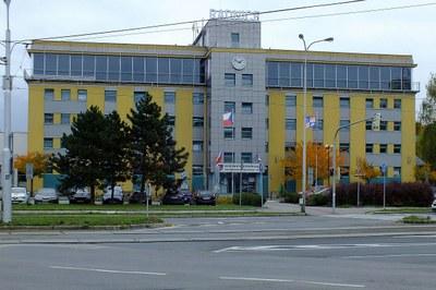 Budova radnice v obvodu Ostrava-Jih slaví půlstoletí