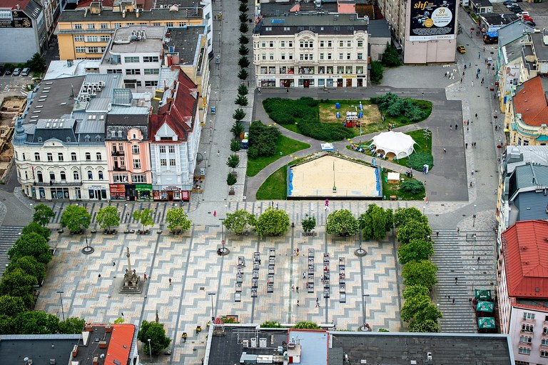 Co bude s prolukou na Masarykově náměstí?