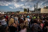 Festival Colours of Ostrava začal