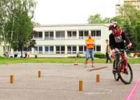 Cyklisté se utkali v dopravní soutěži