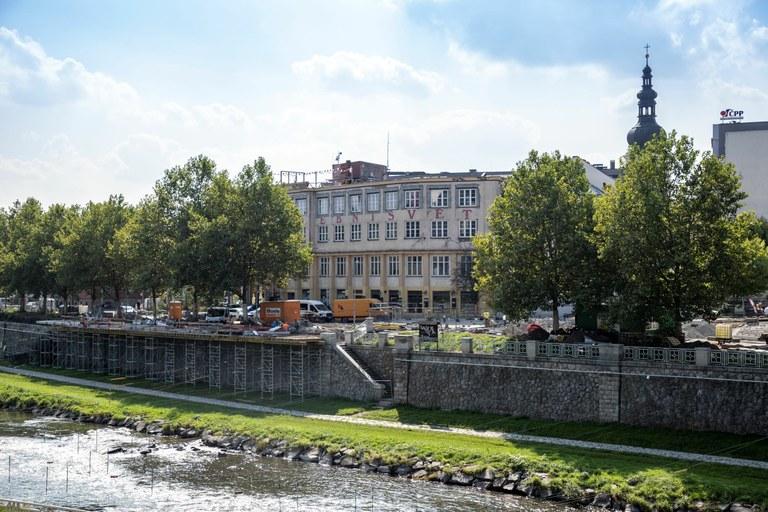 Díky podpoře města budou obnoveny další památky a významné stavby
