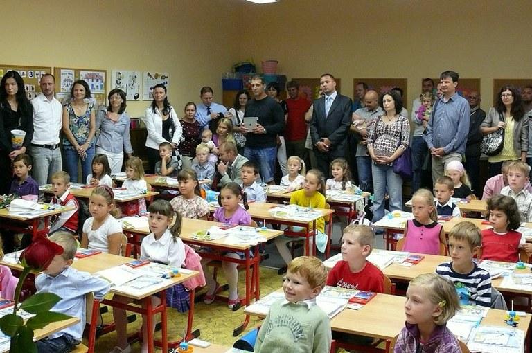 Do ostravských základních škol nastoupilo přes 3 tisíce prvňáčků