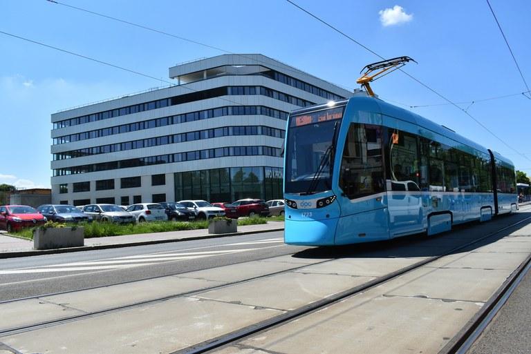 Dopravní podnik zintenzivní spojení na lince 8
