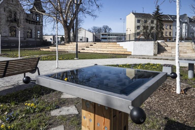 Farská zahrada je už otevřená pro veřejnost