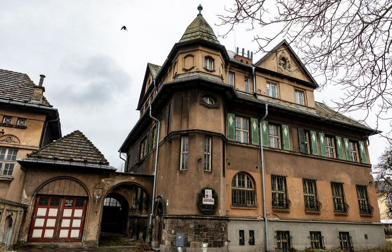 Grossmannovu vilu by mohl zrekonstruovat soukromý investor, i tak bude přístupná veřejnosti
