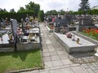 Hřbitovy z pohledu člověka na vozíčku
