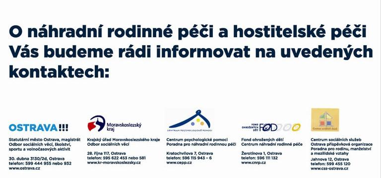 kontaktní místa kampaně