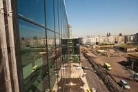 Výstavba obchodně-zábavního centra