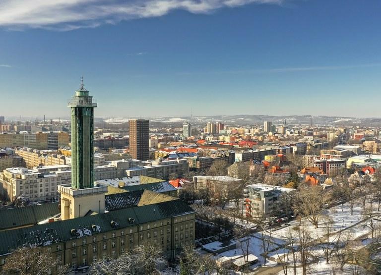Kvalita ovzduší v Ostravě byla loni nejlepší v celé historii měření.