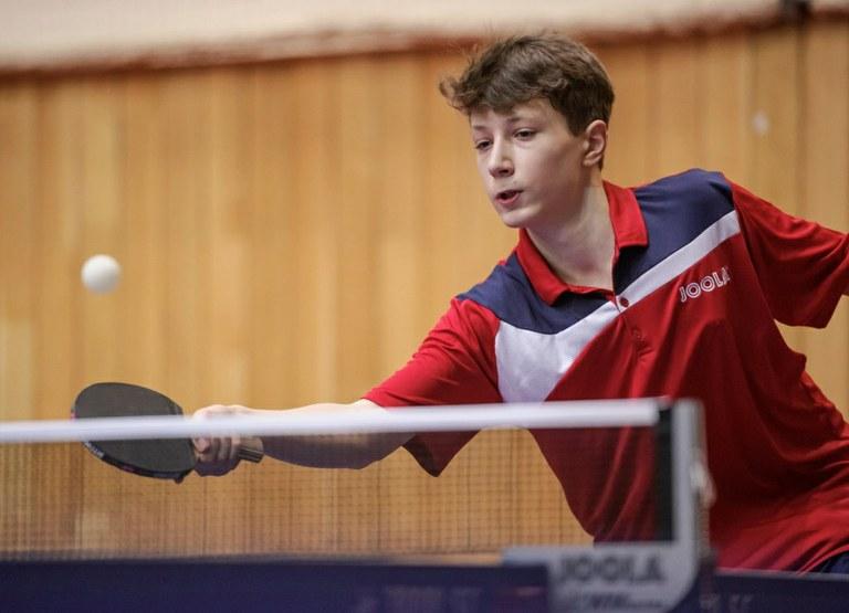 ME juniorů ve stolním tenisu se do Ostravy vrací po šesti letech