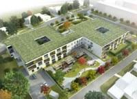 Město připravuje v Hulvákách nový domov pro seniory