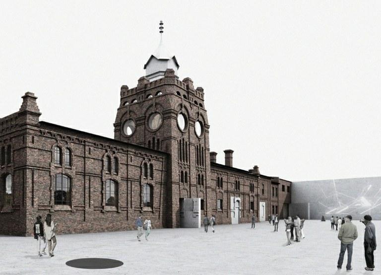 Městská jatka: ve hře je polský architekt