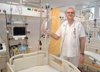 Městská nemocnice otevřela jednotku Následné intenzivní péče
