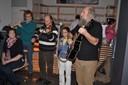 K poslechu hráli hudebníci z Asociace Trigon