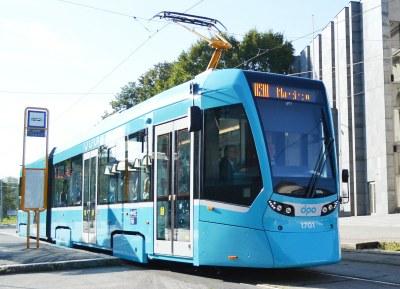 Nejmodernější tramvají v ČR se svezete na lince 4