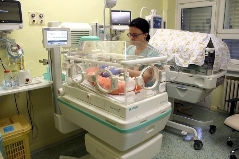 Nové přístroje pro městskou nemocnici za 12 milionů