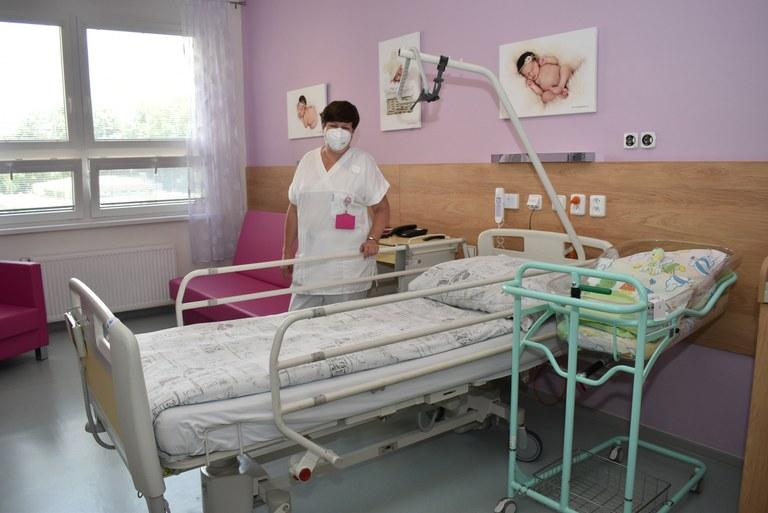 Novinka v porodnici Městské nemocnice Ostrava