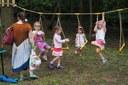 Parku nabízí zábavu i dětem.
