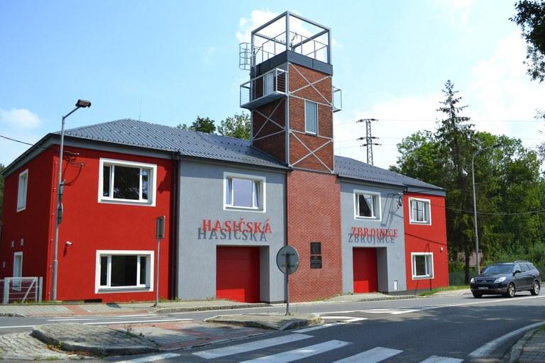 Ostrava dlouhodobě nadstandardně podporuje hasiče