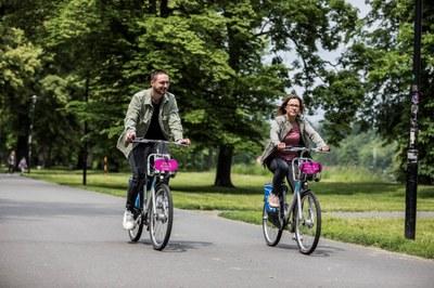 Ostrava hledá provozovatele sdílených kol na další dva roky