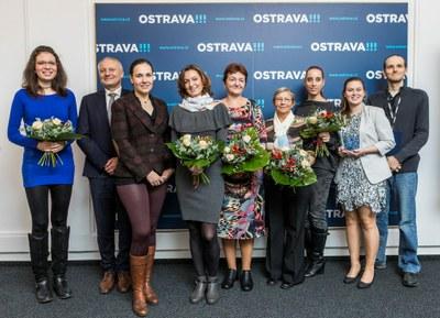 Ostrava již poosmé ocenila dobrovolníky d44cc373cd