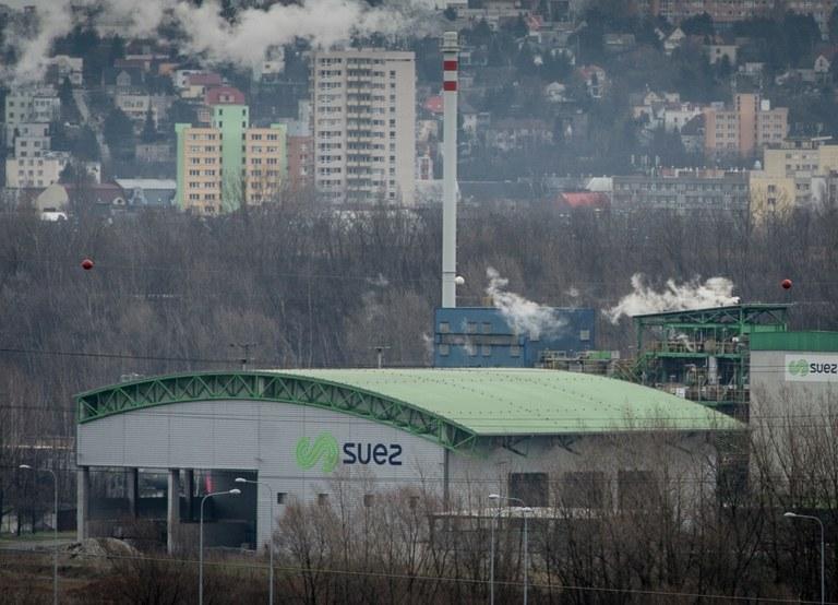 Ostrava nesouhlasí s rozšířením spalovny nebezpečných odpadů