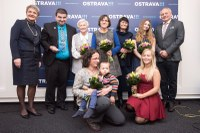 Ostrava ocenila dobrovolníky