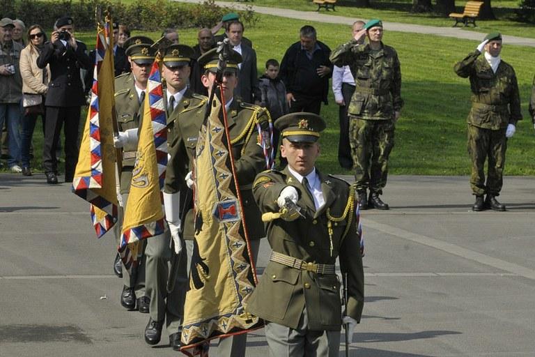 Ostrava slaví 69. výročí osvobození