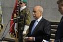 Zdravice velvyslance S. Kiseleva