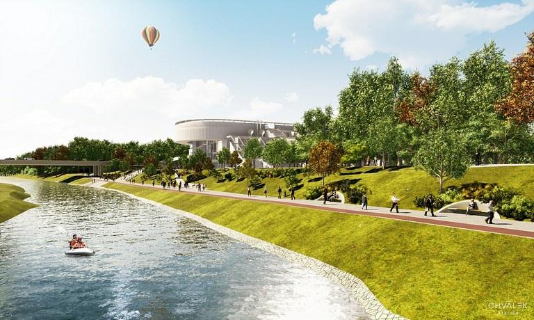 Ostrava upraví okolí nových univerzitních budov