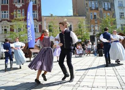 Ostrava žije folklorem
