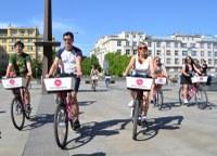 Ostravané propadli jízdě na kole